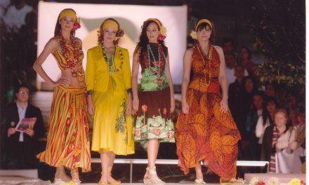 Desfile de modelos xuño 2006
