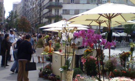 Mercado das flores 2007