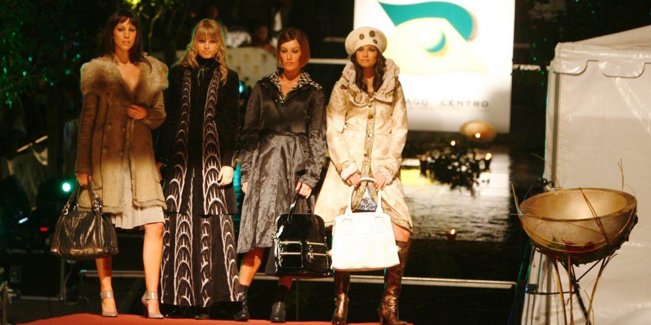 Moda a pé de rúa 2007
