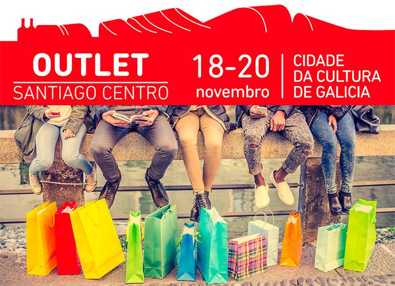Presentación do Outlet Santiago Centro na CdC