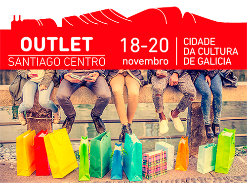 Outlet Solidario no Gaiás