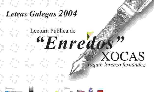 Letras Galegas 2004