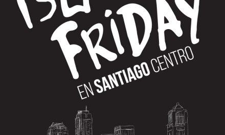 El comercio de Santiago Centro se une a la celebración del Black Friday