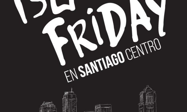 O comercio de Santiago Centro, únese á celebración do Black Friday