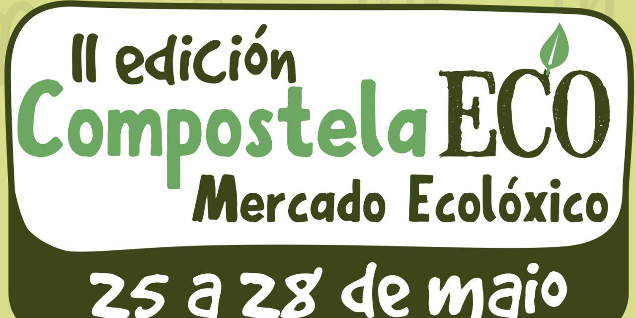 En marcha o mercado Compostela ECO 2017