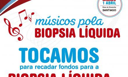 Programa completo de Músicos pola Biopsia Líquida