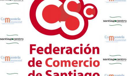 Nace a Federación do Comercio de Santiago