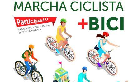 Santiago Centro promueve la marcha ciclista popular +BICI
