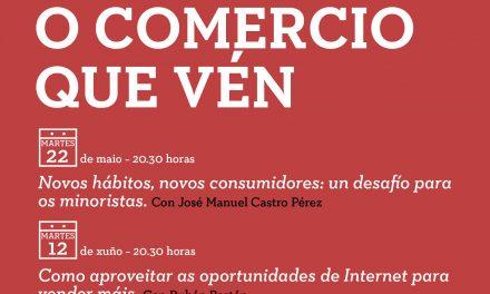 Os desafíos do futuro do sector, nas conferencias 'O comercio que vén'