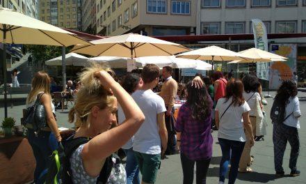 Balance positivo dos Mercados Compostela Eco&Art