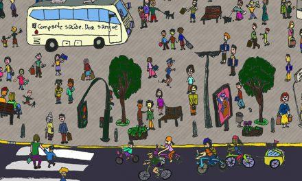 Santiago Centro e o CC Compostelano convocan a segunda Marcha Ciclista +BICI