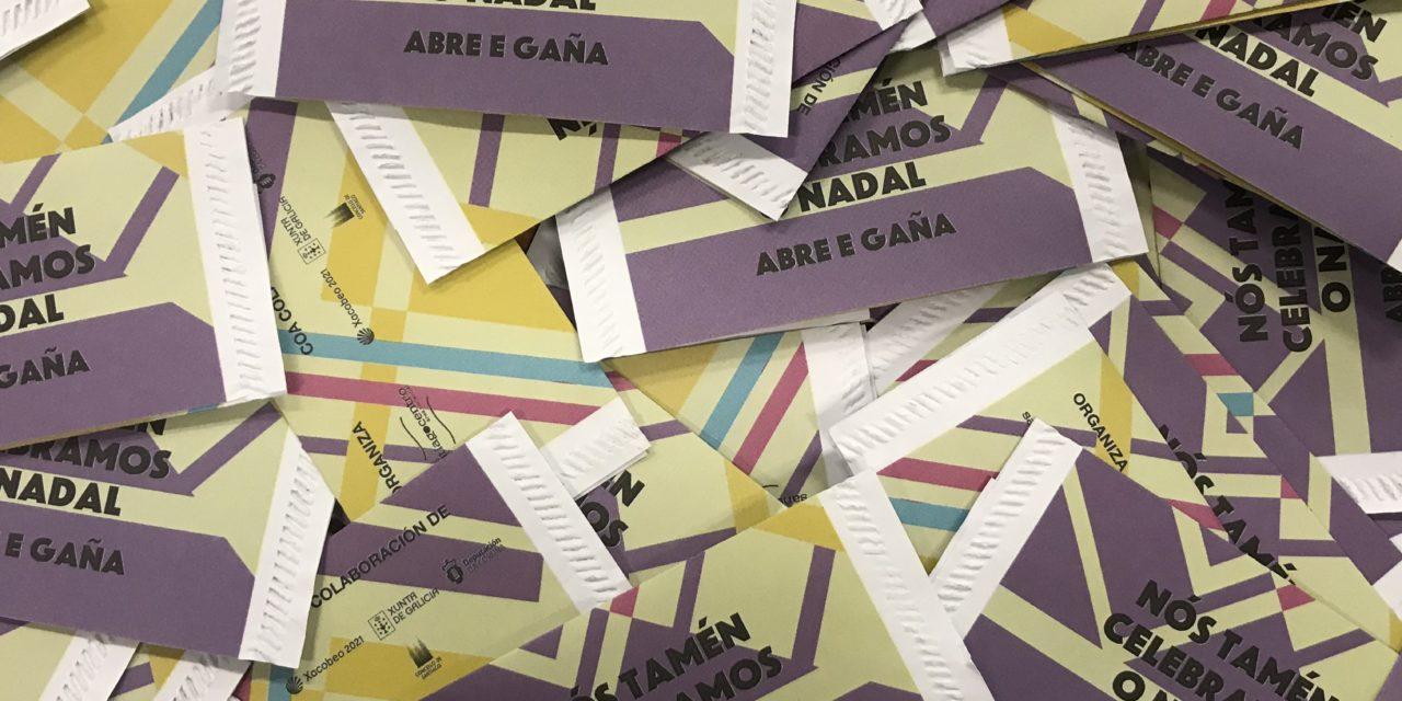 Medio milleiro de premios e actividades infantís no Nadal de Santiago Centro