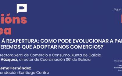 La crisis de la COVID-19 y el comercio, en un ciclo de sesiones en línea organizado por Santiago Centro