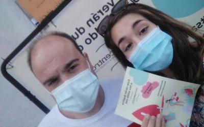 O concurso de selfies de Santiago Centro xa ten gañadora, que recibirá 1.500€