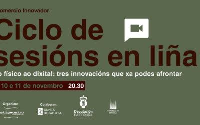 Ciclo de sesiones en línea: De lo físico a lo digital